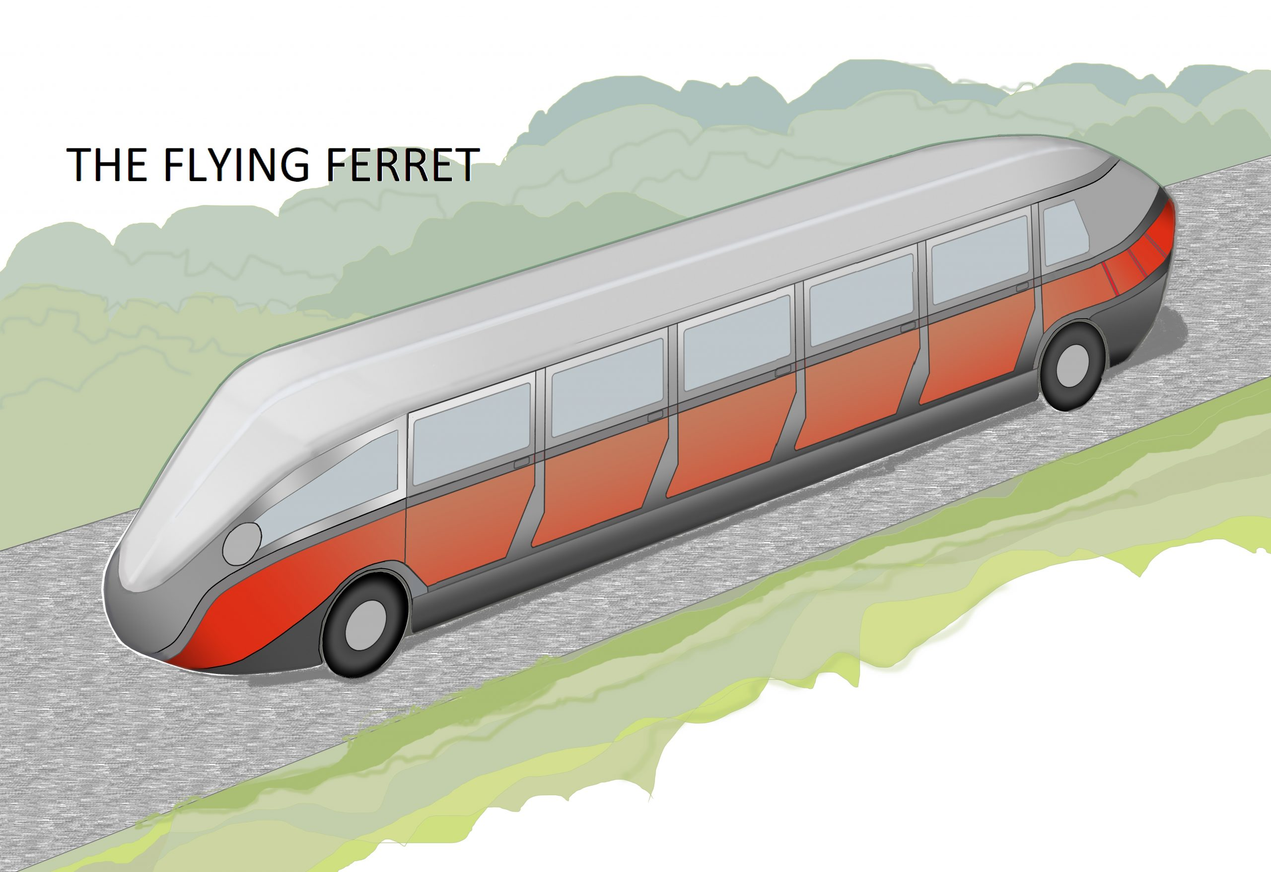 Read more about the article What public transport should look like.